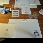 Fluxdinner - mise en place - Fondazione Prada, Venezia 2012