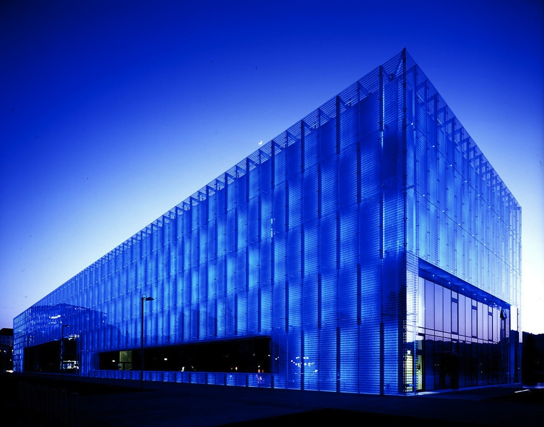 Lentos Kunstmuseum, Linz – © International Diabetes Federation