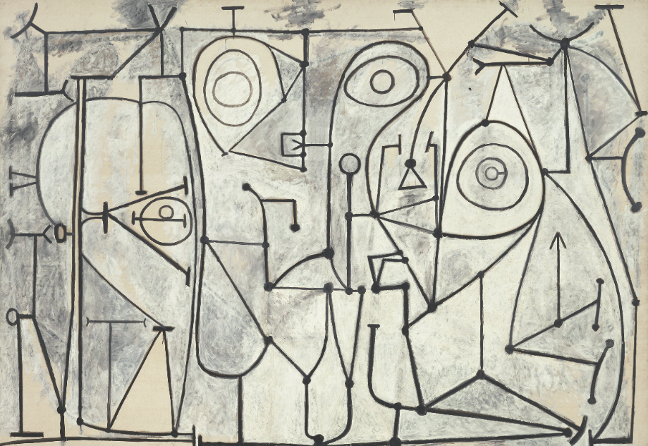 Pablo Picasso - La cuisine - 1948 - The Museum of Modern Art, New York - photo The Museum of Modern Art/Licensed by SCALA/Art Resource, NY