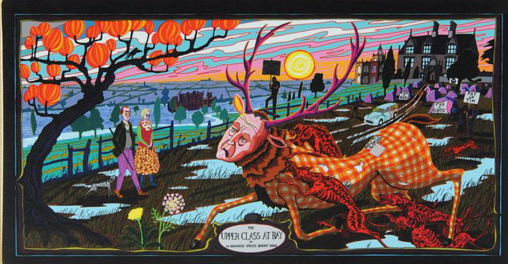 Grayson Perry, The Vanity of Small Differences