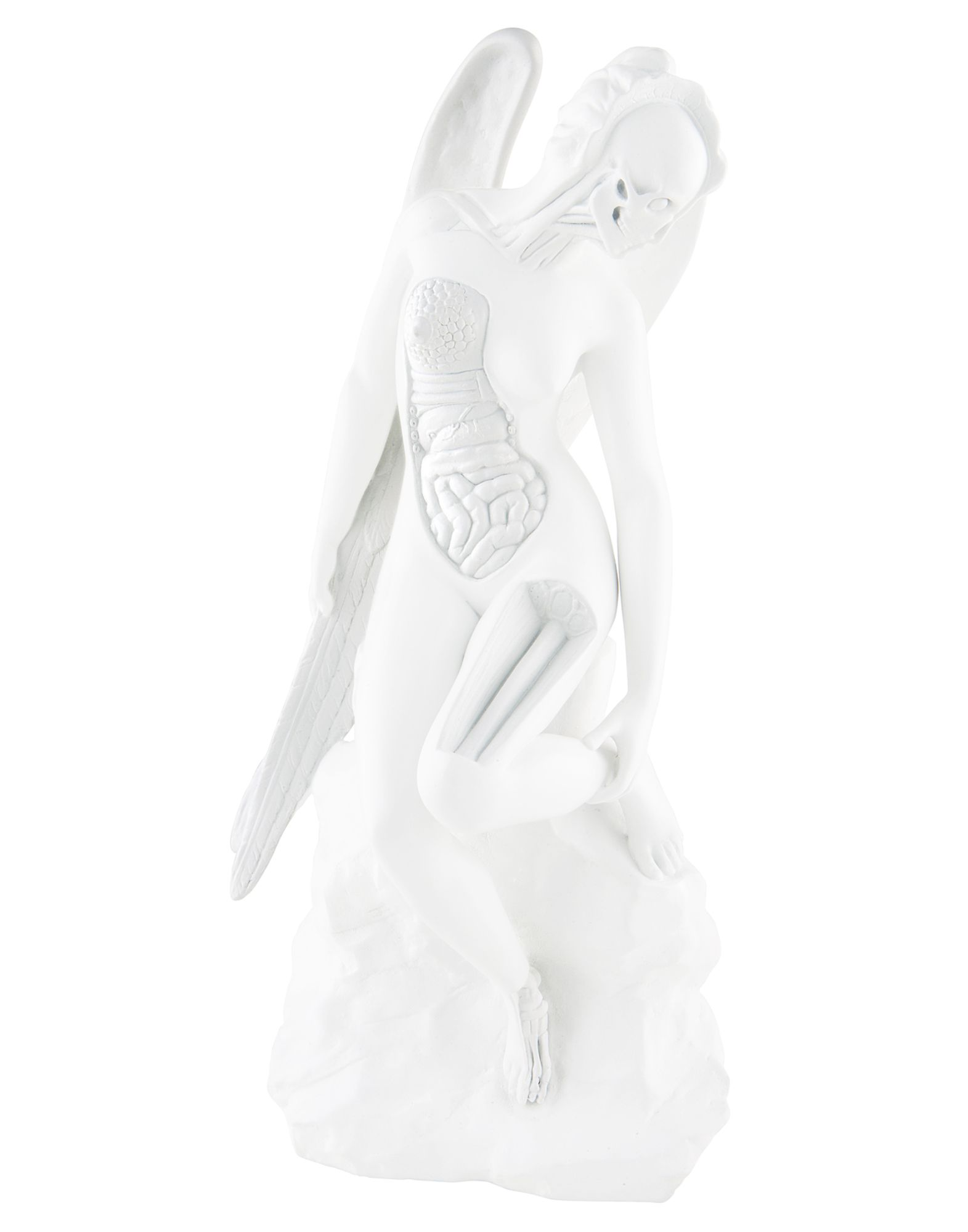 Damien Hirst, Anatomy of An Angel (white)