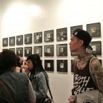 Holden. Timeless in an Instant - veduta della mostra presso l'Impossible Project Space, New York 2012