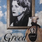 Francesco Vezzoli - Enjoy the New Fragrance (Lee Miller for Greed) - 2009