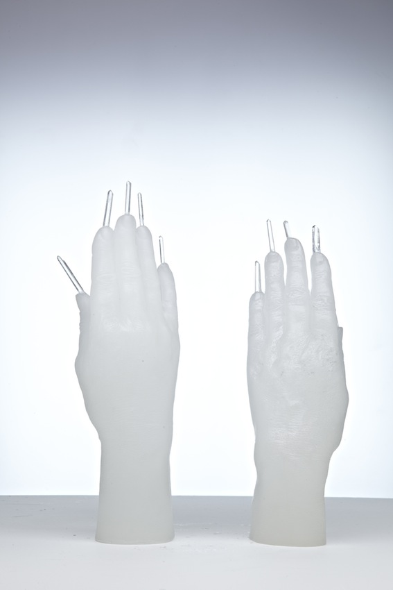 Marina Abramović – The Communicator, 2012 – 25 x 10 x 5 cm – Courtesy Marina Abramović