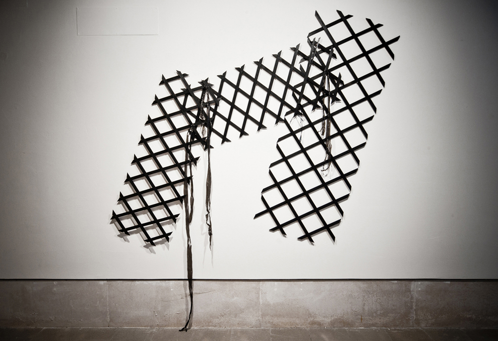 Paolo Gonzato - IT'S NOT RIGHT - 2012 - courtesy Jarach Gallery