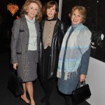 Pavilion of Art & Design 2012 (foto Dominic O'Neill) - LADY WOLFSON, VICTORIA, LADY DE ROTHSCHILD, KATE ROTHSCHILD