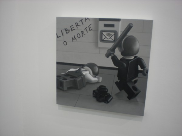 Stefano Bolcato – The party is over - GiaMaArt Studio, Vitulano 2012