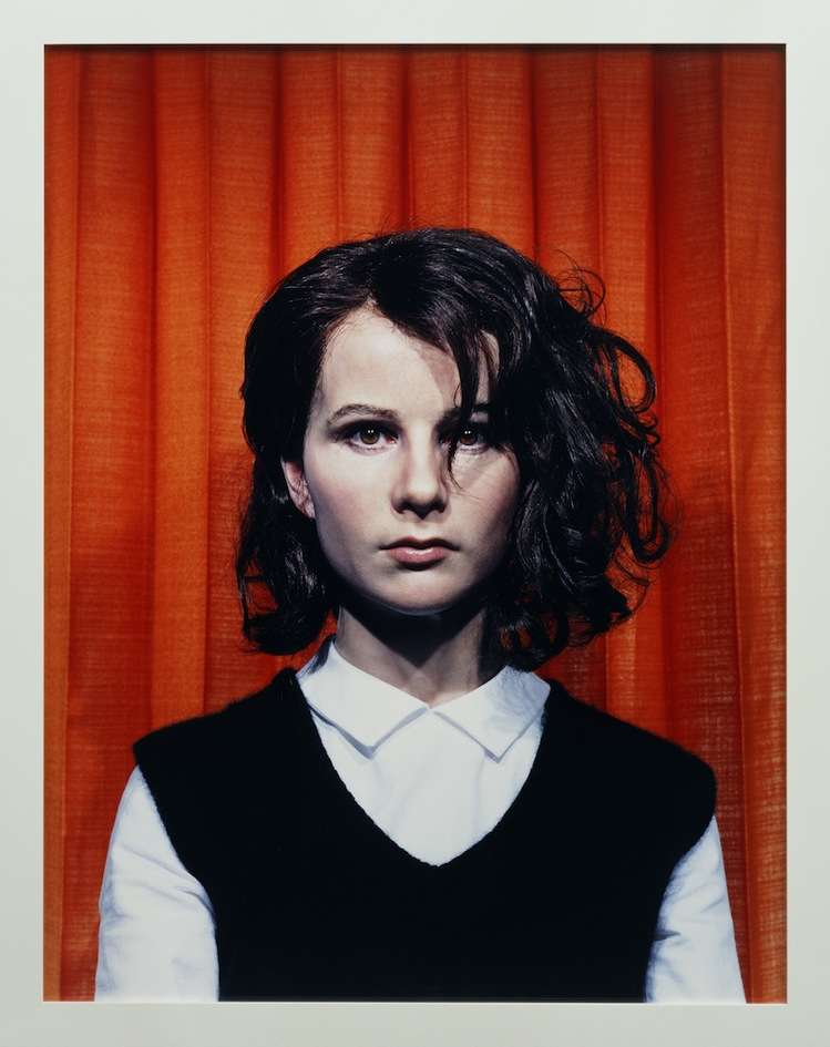"Gillian Wearing - Self Portrait at 17 Years Old, 2003 - © Collection of Contemporary Art Fundació ""la Caixa"" / Courtesy Maureen Paley, London"