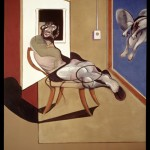 Francis Bacon - Seated Figure, 1974 - Collezione privata / Private collection