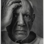 Arnold Newman - Picasso, 1954 - © Arnold Newman/Getty Images/All Over Press
