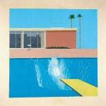 A Bigger Splash. Painting after Performance - David Hockney, A Bigger Splash, 1967 - foto David Hockney