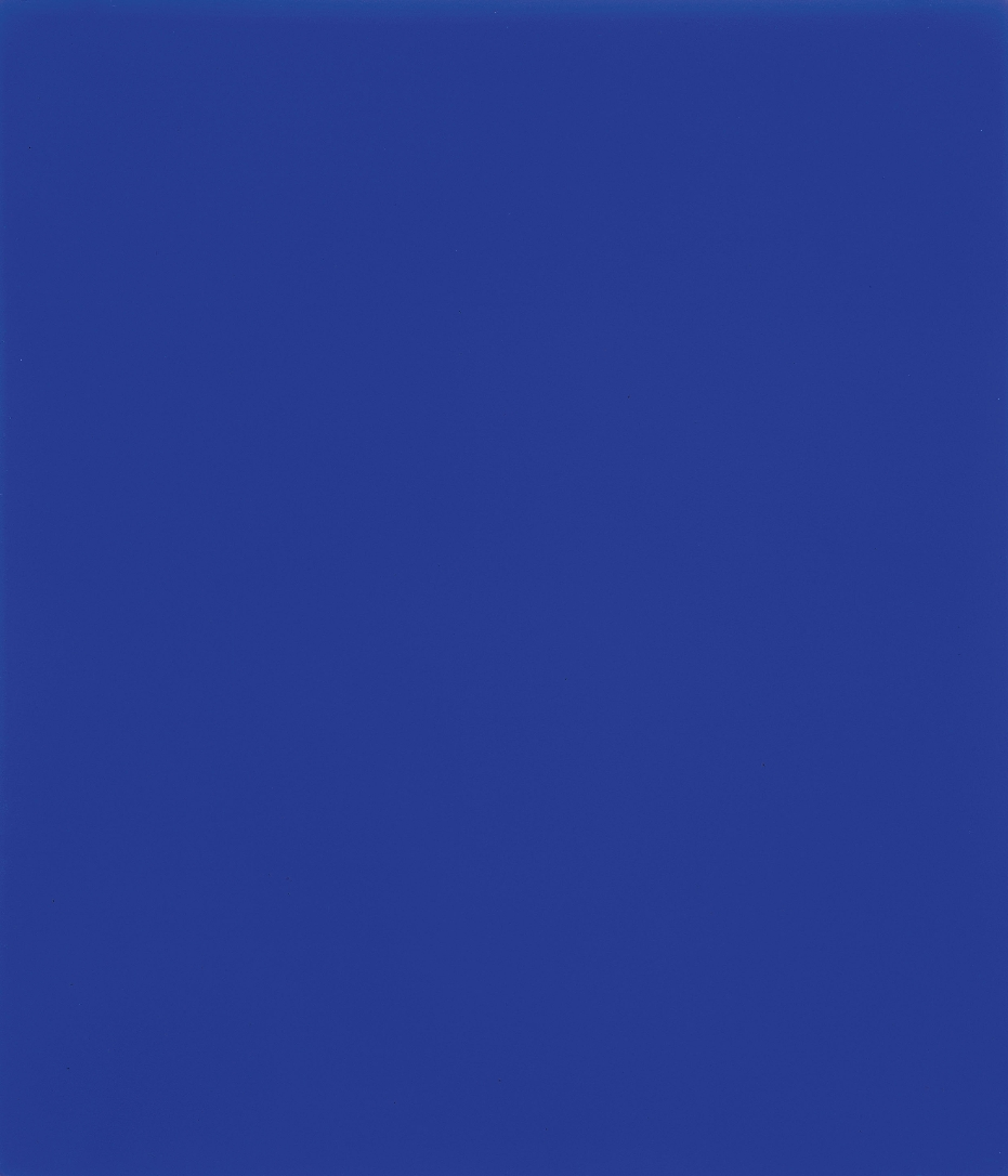 A Bigger Splash. Painting after Performance - Yves Klein, IKB 79, 1959 - foto ADAGP, Paris and DACS, London 2012