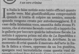 Bonami vs Artribune su La Stampa