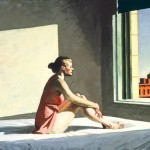 Edward Hopper - Morning Sun - 1952 - Ohio, Columbus Museum of Art Howald Fund Purchase 1954.031