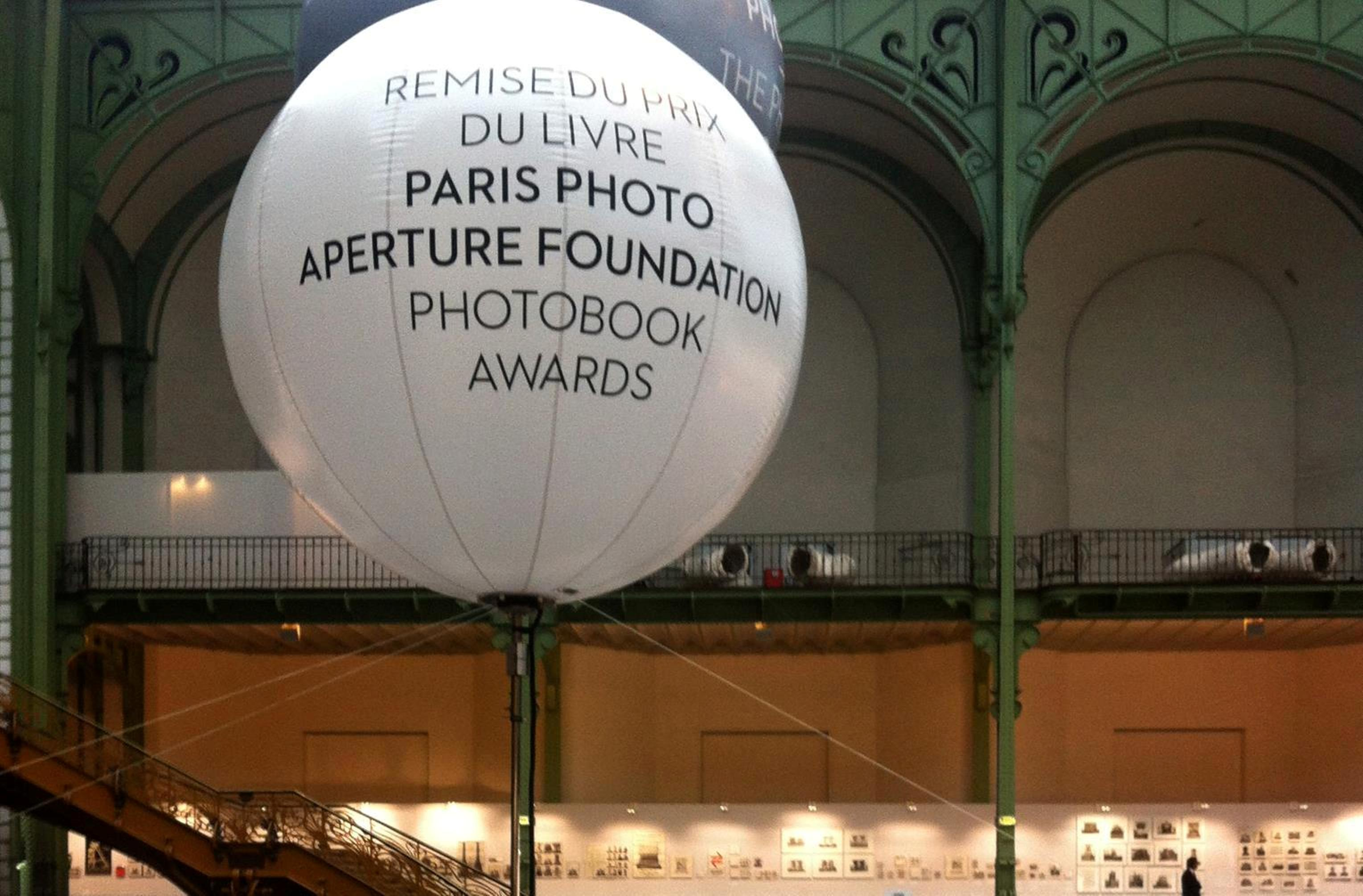 Paris Photo Aperture Foundation Photobook Awards 1