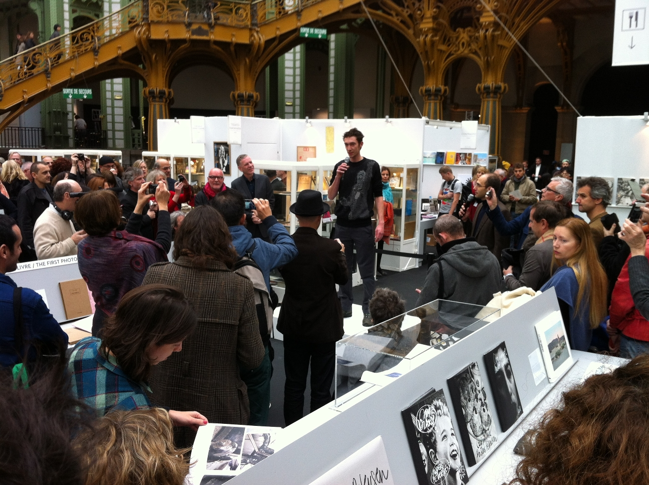 Paris Photo Aperture Foundation Photobook Awards 2