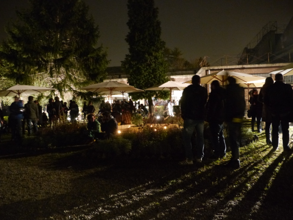 Party all'aperto per The Others