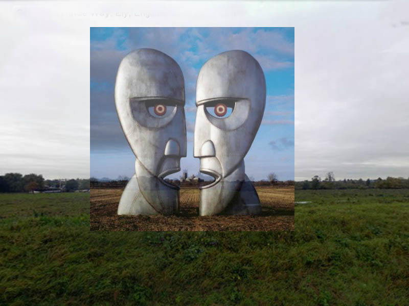 Pink Floyd, The Division Bell, 1994 - Ely, England