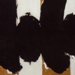 Robert Motherwell - Elegy of the Spanish Republic #122