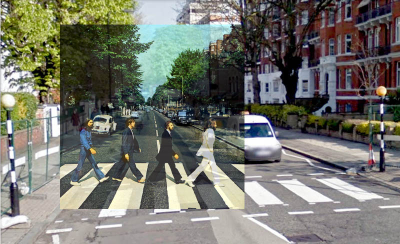 The Beatles, Abbey Road, 1969 - New York