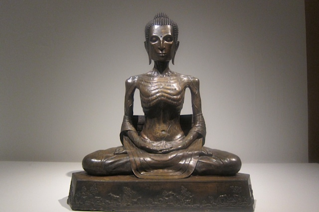 Buddha emaciato - Thailandia - 1870 ca. - Gerense Collection, Wereled Museum, Netherlands