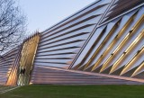 Zaha Hadid - Eli and Edythe Broad Art Museum, East Lansing, Michigan (foto Iwan Baan)