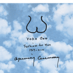 "Yoko Ono, ""Fashions for Men: 1969-2012"" - cover book"