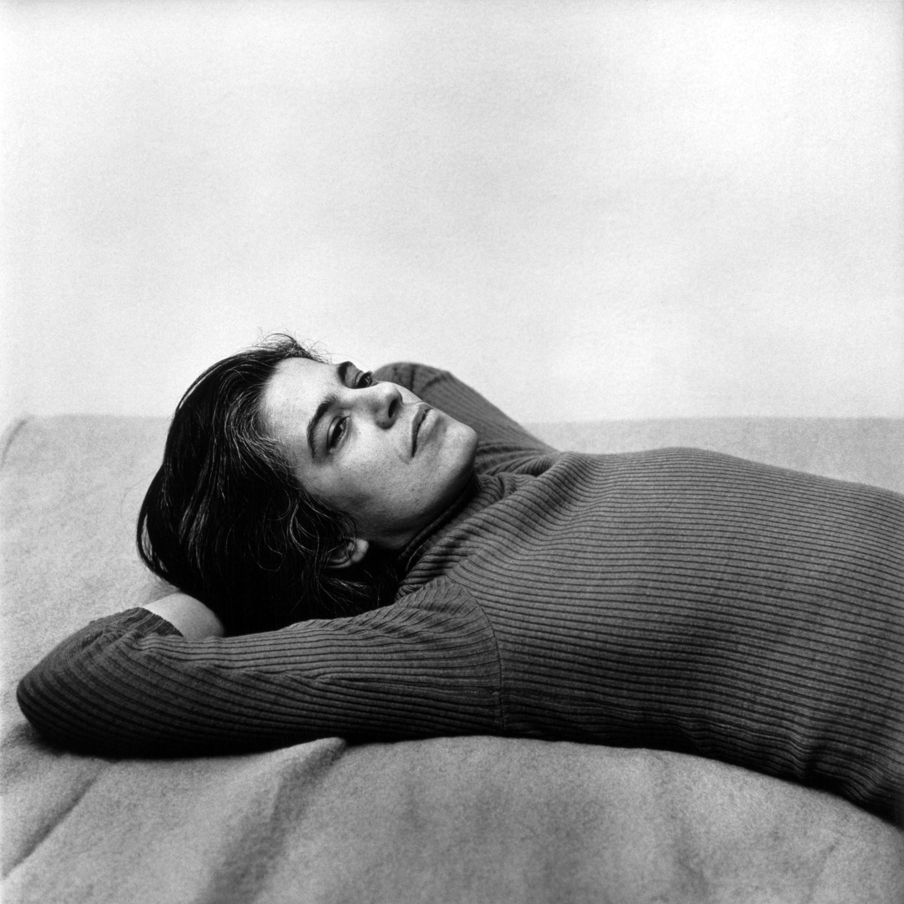 Peter Hujar - Susan Sontag - 1975 - copyright The Peter Hujar Archive, LLC, courtesy Pace-MacGill Gallery, New York