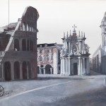 Rachel Feinstein, Panorama of Rome, 2012 , Courtesy Gagosian Gallery. Photo by Rob McKeever