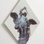 Rachel Feinstein, St. Michael, 2012 , Courtesy Gagosian Gallery. Photo by Giorgio Benni