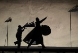 William Kentridge (Philip Miller, Catherine Meyburgh, Peter Galison) - The Refusal of Time - 2012 - still da video, proiezione a cinque canali, megafoni, macchina che respira - courtesy Galleria Lia Rumma, Milano-Napoli