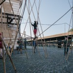 Doug e Mike Starn - Big Bamb, Macro Testaccio, Roma 2