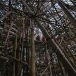 Doug e Mike Starn - Big Bamb, Macro Testaccio, Roma 7