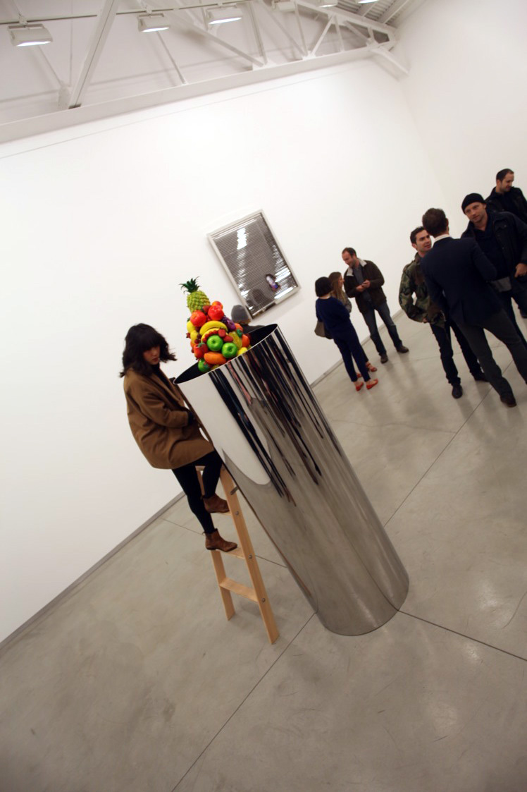 Kathryn Andrews - D.O.A. | D.O.B. - David Kordansky, Los Angeles 2012
