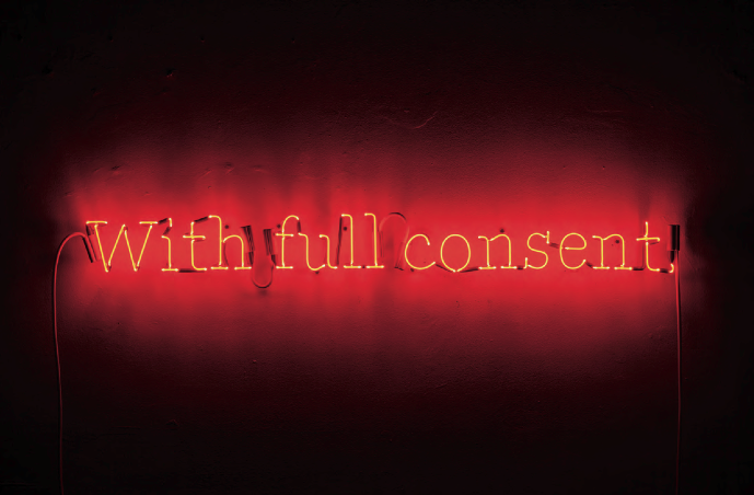Jill Magid, With Full Consent, 2012