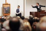L'Urlo di Munch in sala da Sotheby's - photo tmnews