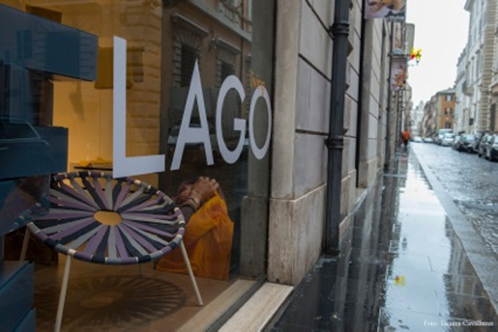 Opening flagship store Lago, Roma 1