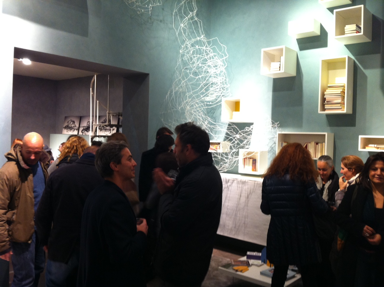 Opening flagship store Lago, Roma 6