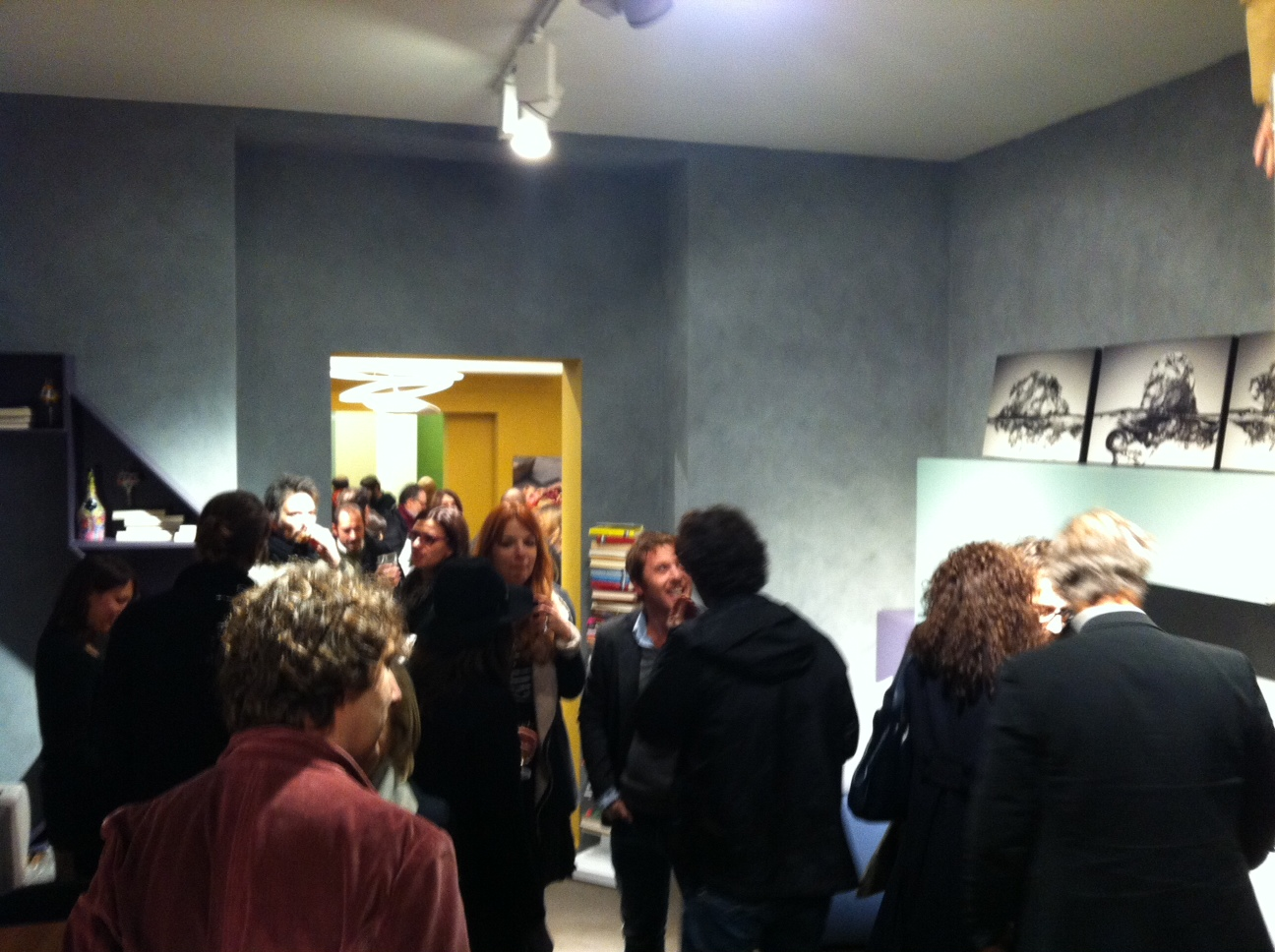 Opening flagship store Lago, Roma 8