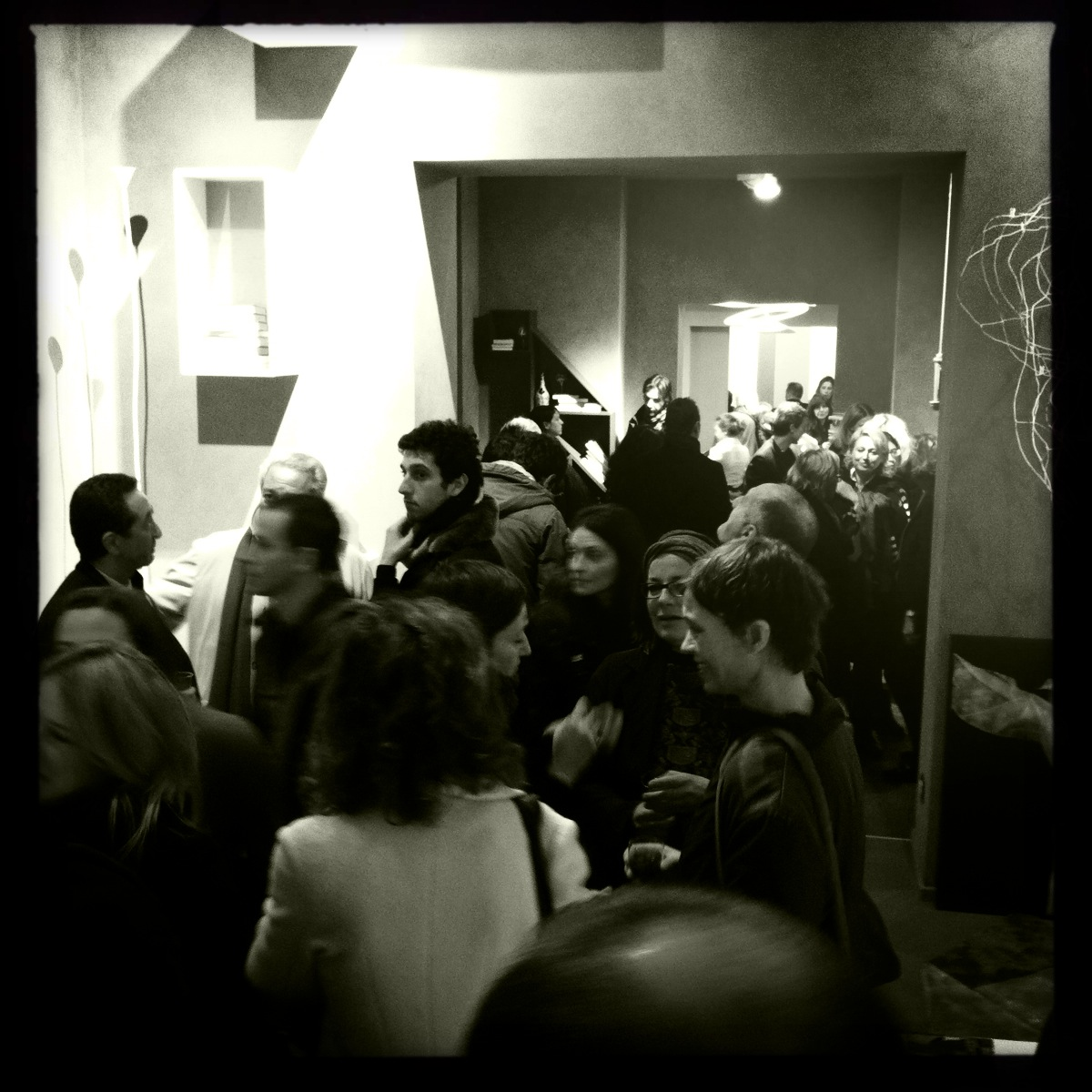 Opening flagship store Lago, Roma 9