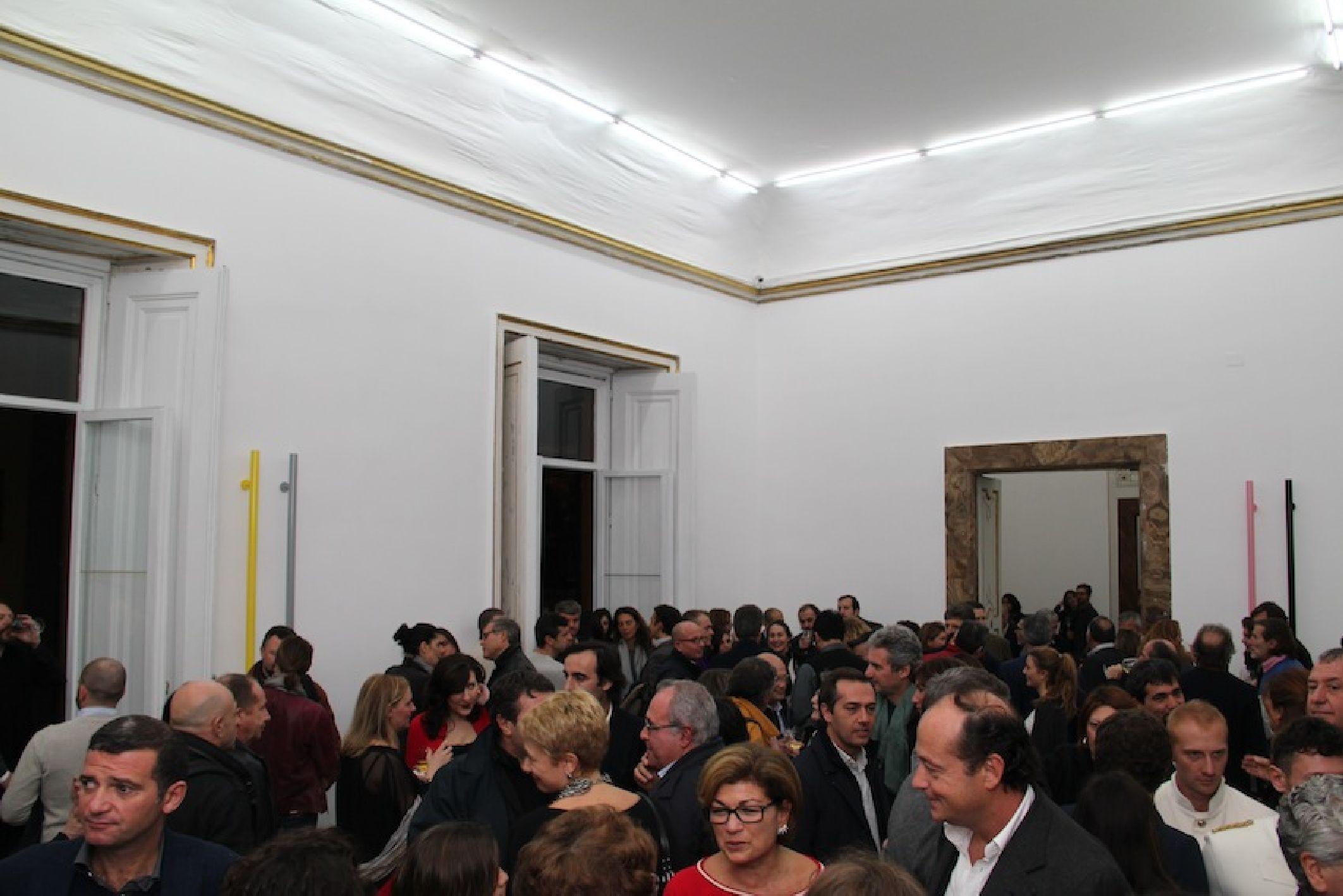 Opening party Alfonso Artiaco 5
