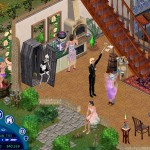 The Sims © 2012 Electronic Arts.