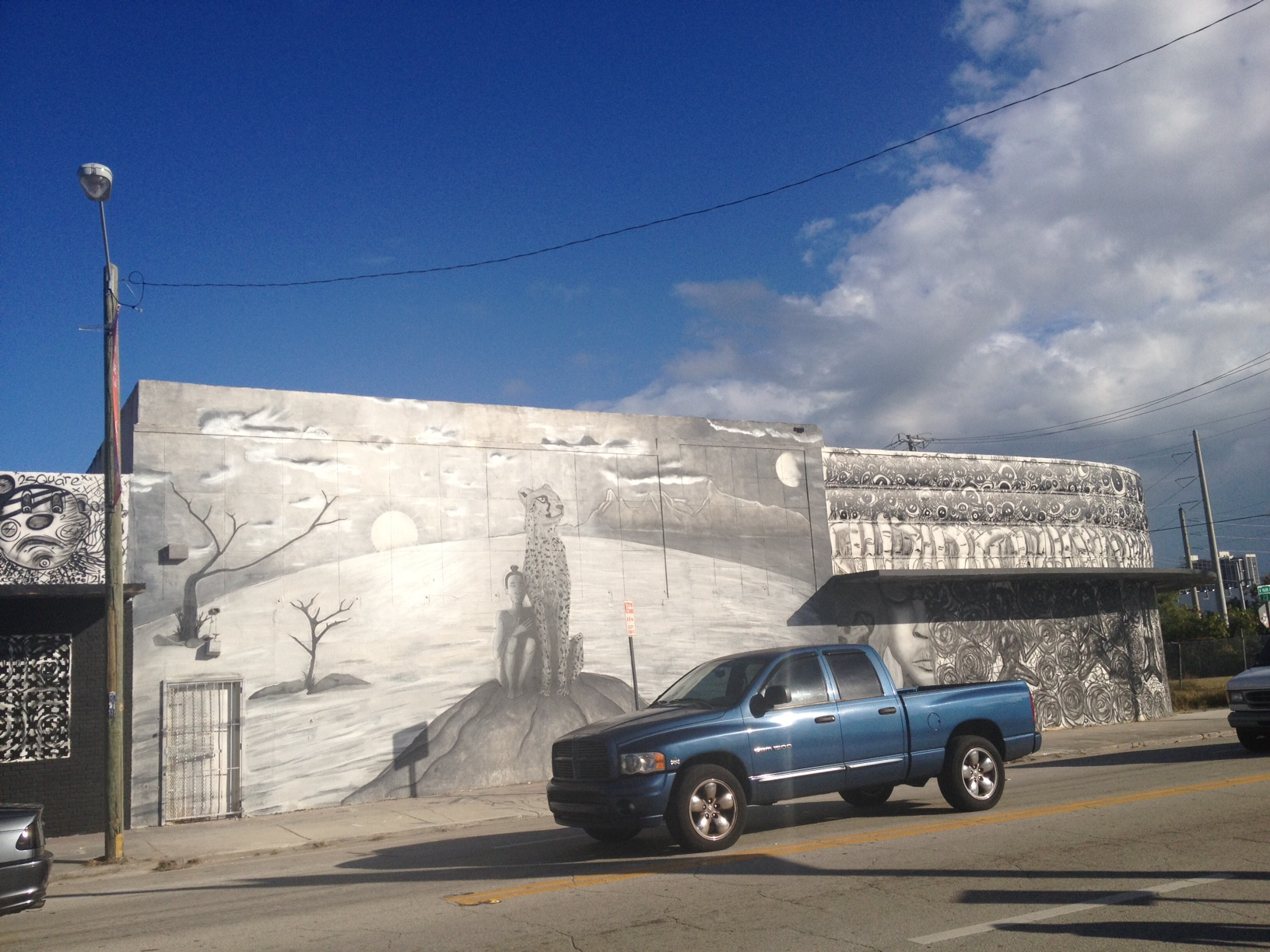 Wynwood Wall, Miami, 2012 1