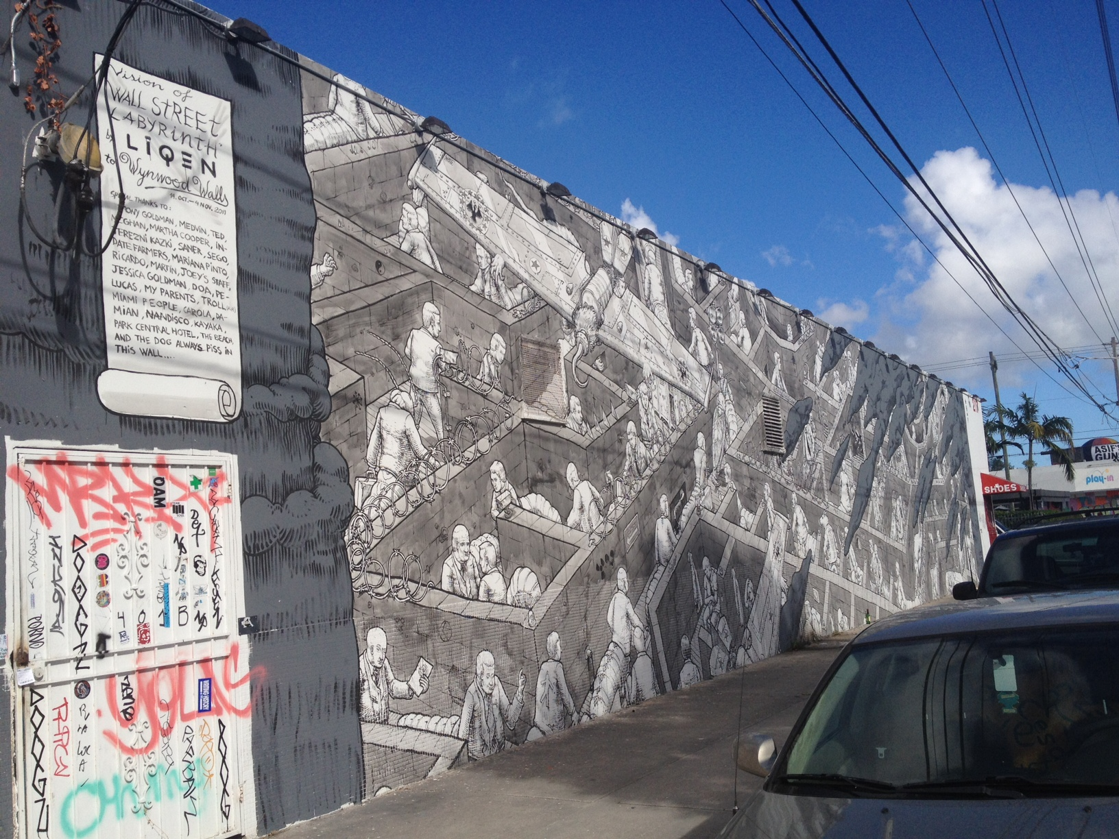 Wynwood Wall, Miami, 2012 10