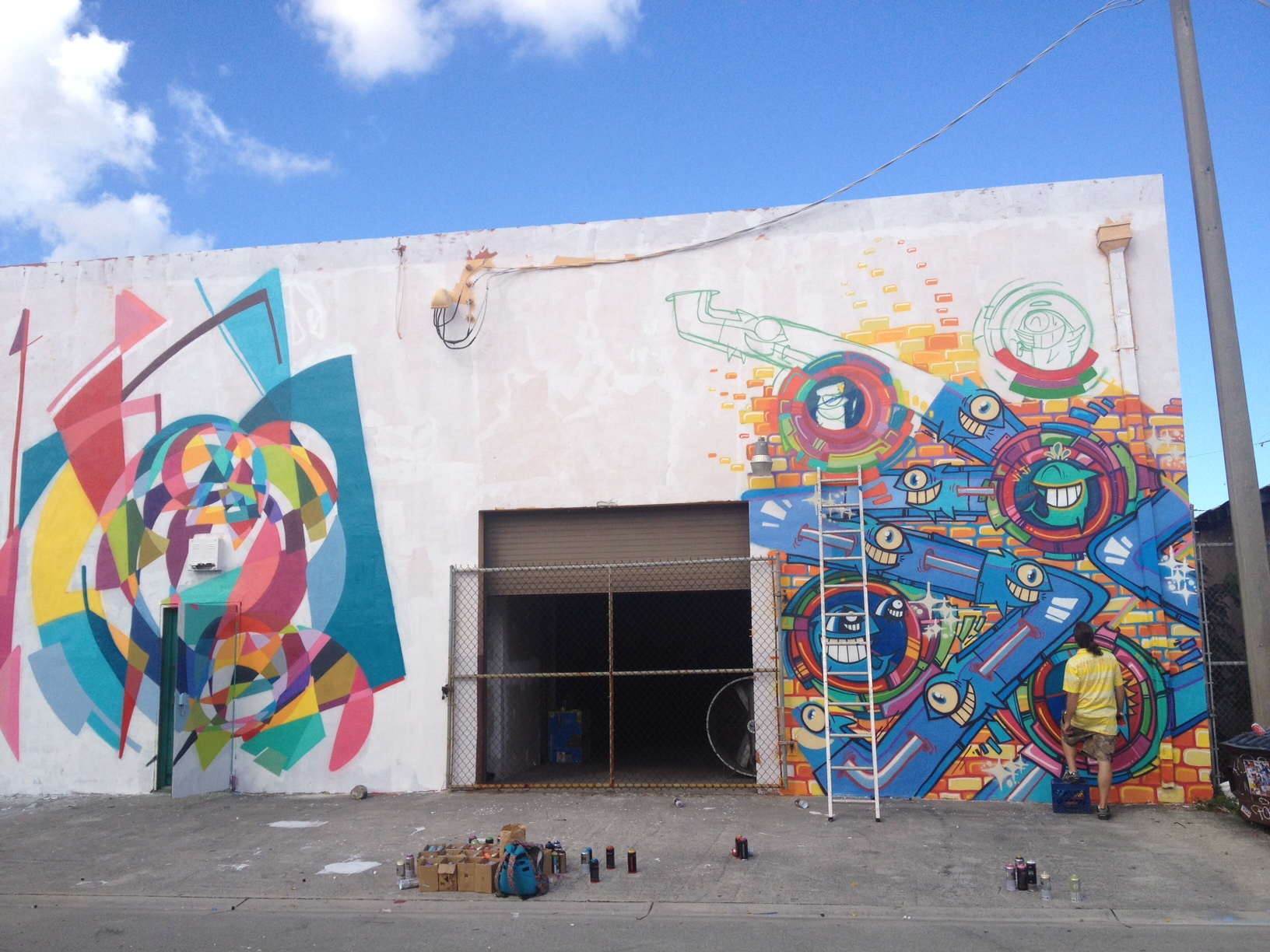 Wynwood Wall, Miami, 2012 11