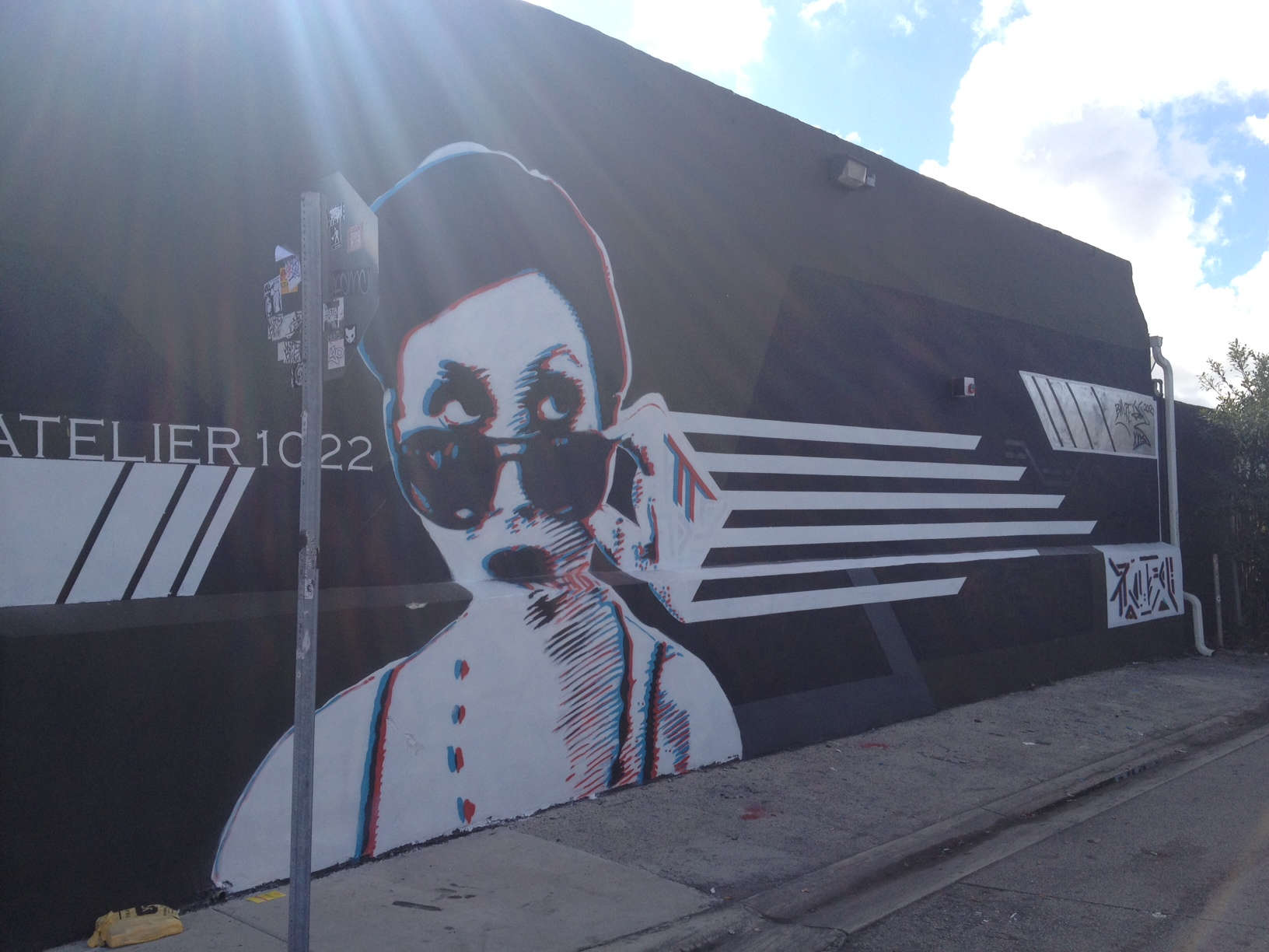Wynwood Wall, Miami, 2012 14