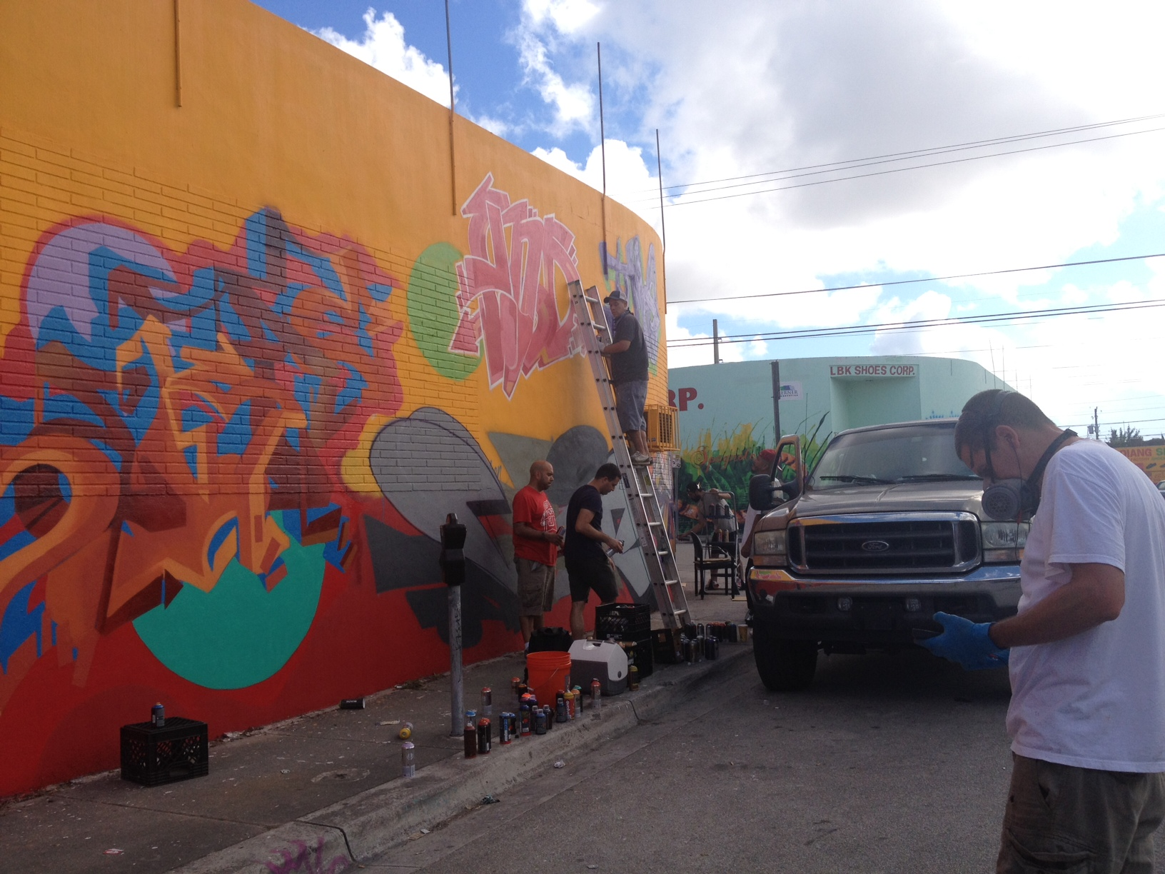 Wynwood Wall, Miami, 2012 31