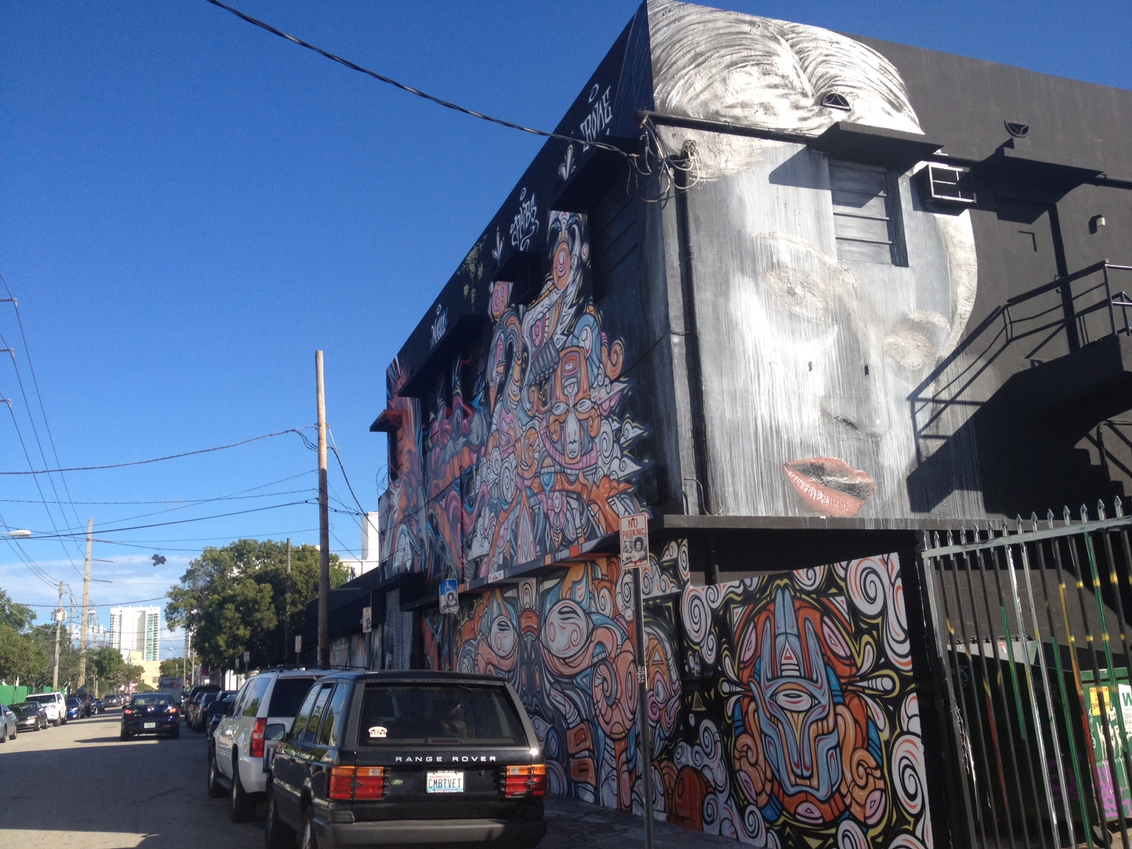 Wynwood Wall, Miami, 2012 32