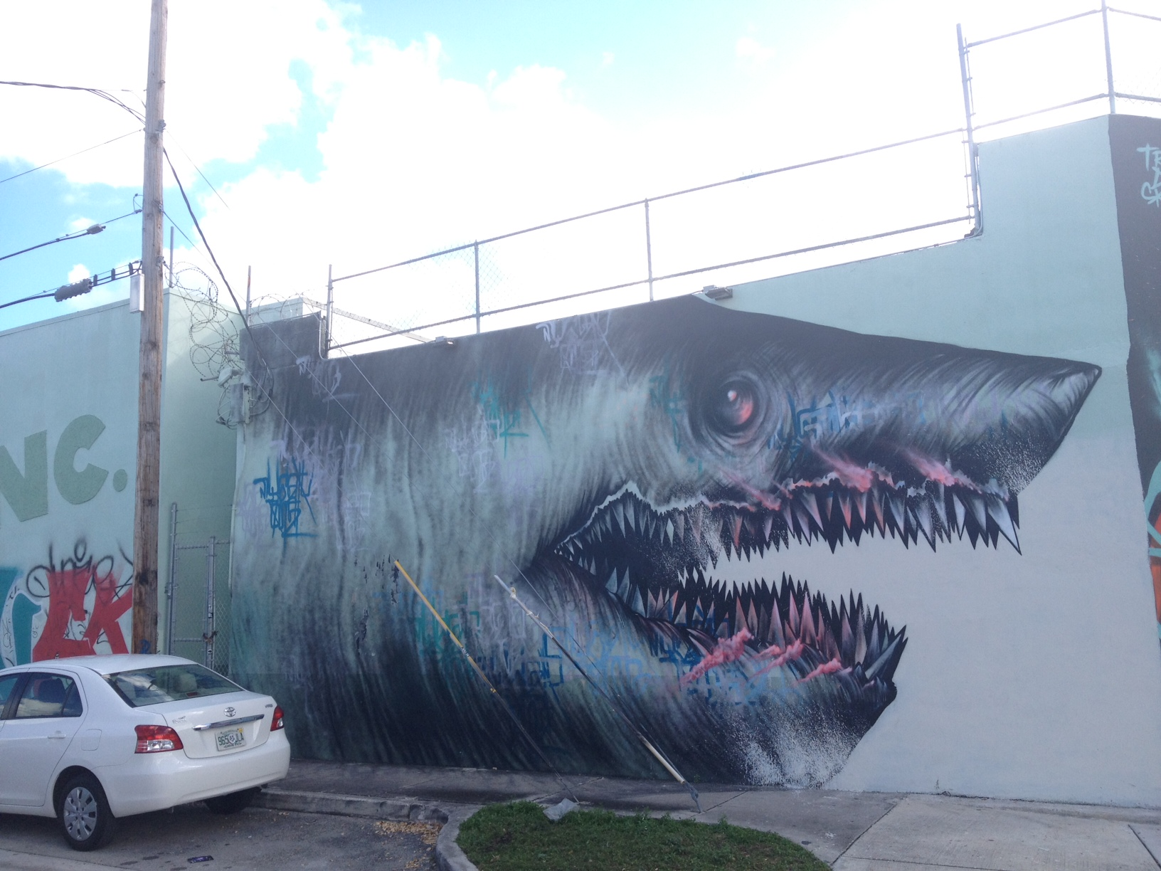 Wynwood Wall, Miami, 2012 35
