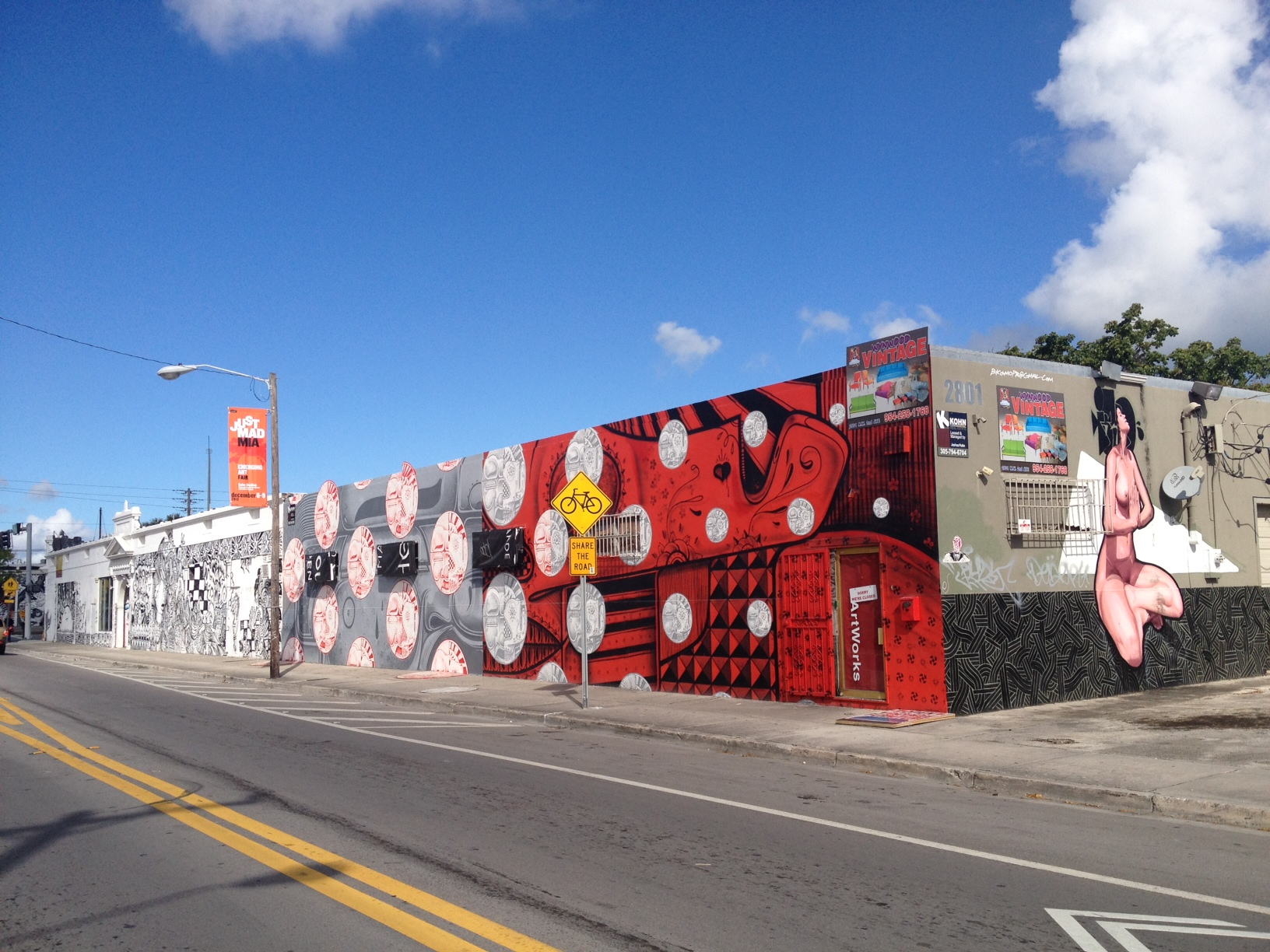 Wynwood Wall, Miami, 2012 38